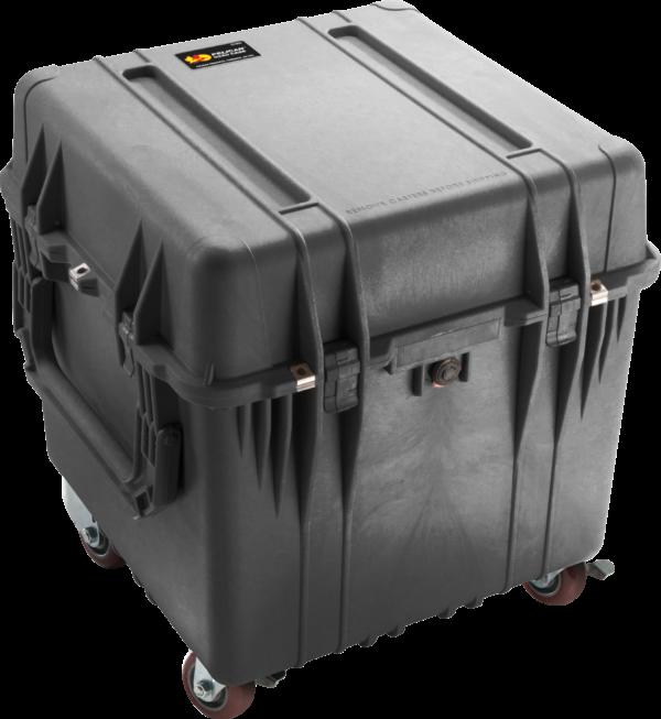 0350 Pelican Watertight Case ID: 20″ L x 20″ W x 18.75″ D