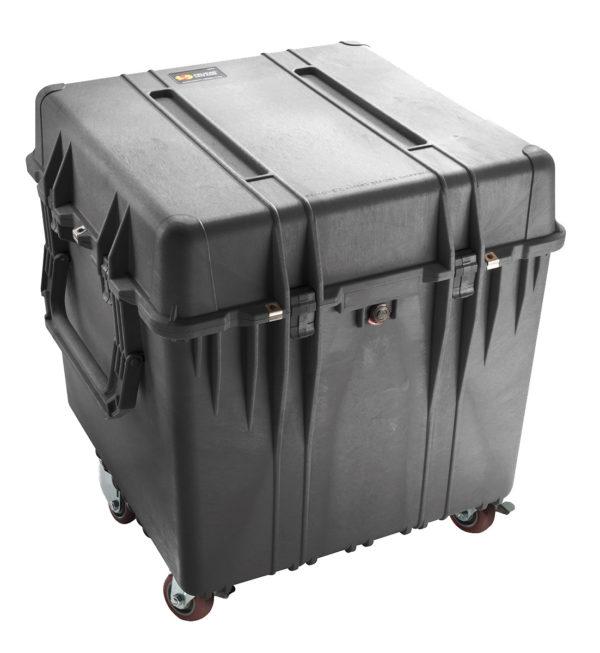 0370 Pelican Watertight Case  ID: 24″ L x 24″ W x 22.75″ D