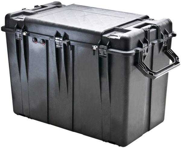 0500 Pelican Watertight Case  ID: 34.95″ L x 18.45″ W x 25.25″ D