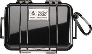 1020 Pelican Micro Case ID of 5.125 x 3.375 x 1.7