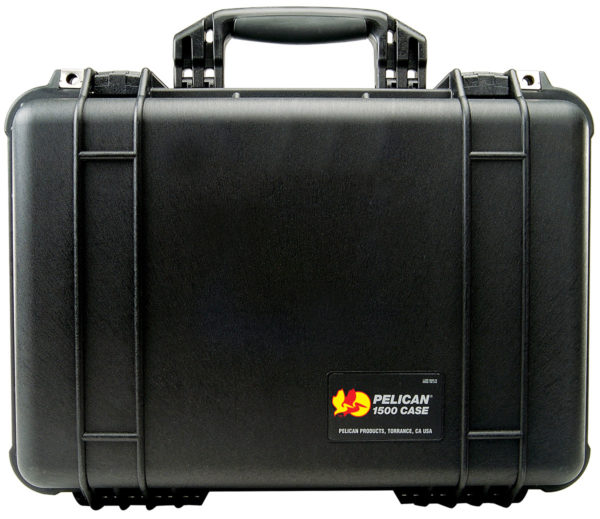 1500 Pelican Case ID: 16.75″ L x 11.18″ W x 6.12″ D
