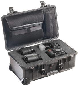 1510LFC Laptop Foamed Case ID: 19.75″ L x 11″ W x 7.60″ D