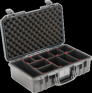 1525AIR-TP TrekPak Case, ID=20.50″L x 11.31″W x 6.75″D
