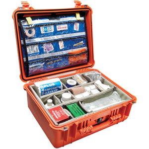 1550EMS Pelican EMS Case ID: 18.43″ L x 14.00″ W x 7.62″ D