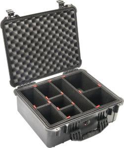 1550TP Pelican Case w/ TrekPak Divider