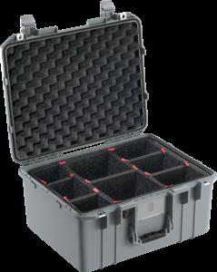 1557AIR-TP Air TrekPak Case, ID: 17.33″ L x 13.00″ W x 9.75″ D
