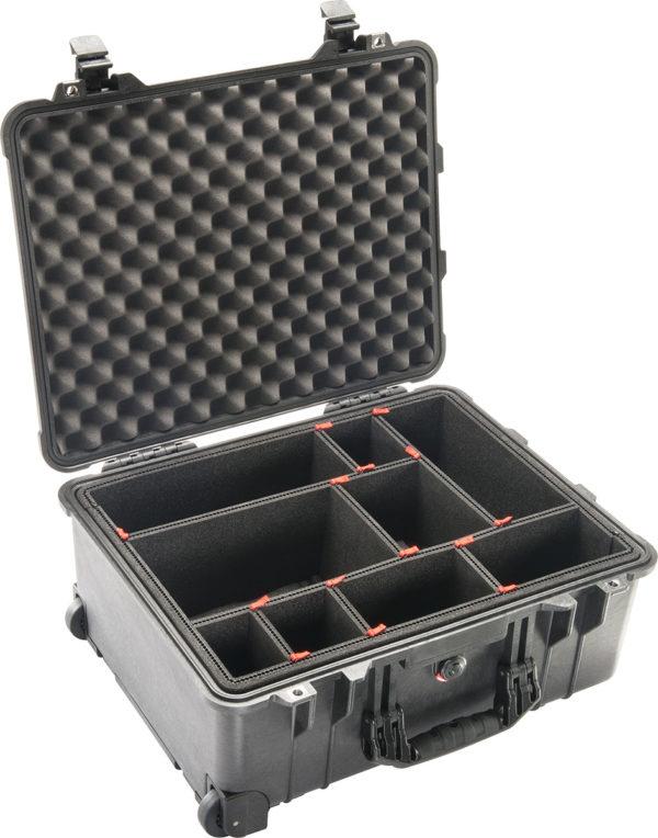 1560TP Pelican Case w/ TrekPak Divider