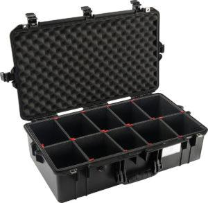 1605AIR-TP TrekPak Case,  ID: 26.00″ L x 14.00″ W x 8.38″ D