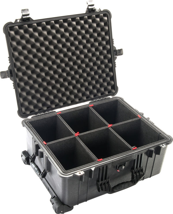 1610TP Pelican Case w/ TrekPak Divider