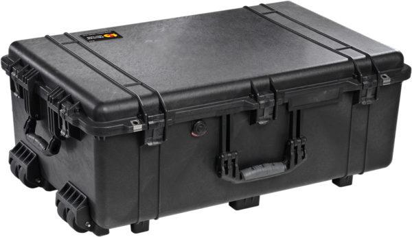 1650 Pelican Case   ID: 28.57″ L x 17.52″ W x 10.62″ D