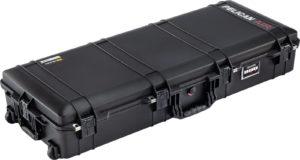 1745-AIR Pelican Air™ Case, ID: 44.01″ L x 16.77″ W x 7.94″ D