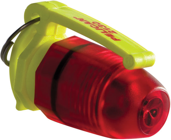 2130 Pelican Mini Flasher Flashlight