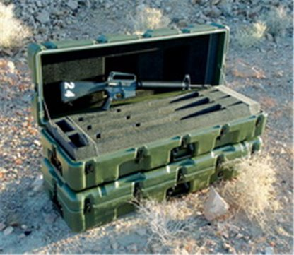 472-M16-3, M16, 3 Pack w/ Launcher