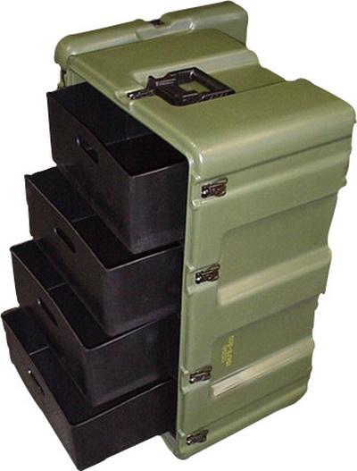 472-MED-4-DRAWER  Medical Supply Cabinet