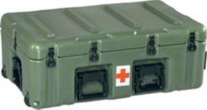472-MED-30181502 Medical Supply Trunk