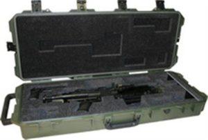 472-PWC-M249-P, Machine Gun Case