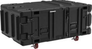 Classic-V-5U Shock Rack Case