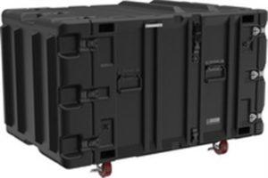 Classic-V-9U Shock Rack Case