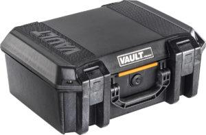 V300 Pelican Vault Case, INTERIOR (L X W X D) 16.00″ x 11.00″ x 6.50″