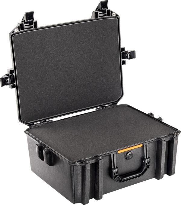 V550 Pelican Vault Case, INTERIOR (L X W X D) 19.00″ x 14.00″ x 8.50″