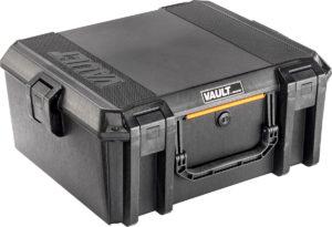 V600 Pelican Vault Case, INTERIOR (L X W X D)  21.00″ x 17.00″ x 9.50″
