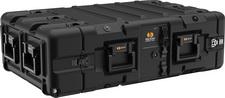 SUPER-V-3U Shock Rack Case