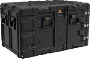 SUPER-V-9U Shock Rack Case