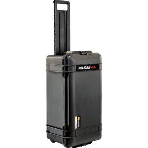 1606-AIR Pelican Air Case, ID: 24.5″ L × 12.3″ W × 10.2″ D