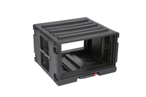 1SKB-R6UW…6U Rolling US Rack
