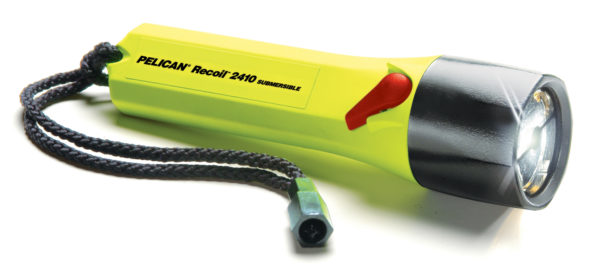2410 Pelican StealthLite™ Recoil LED Flashlight