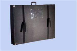 511 Tube Case w/ Wheels 12 x 24