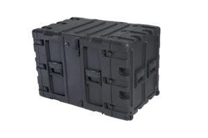 3RR-11U24-25B, SKB 24 IN Deep Removable Shock Rack Case