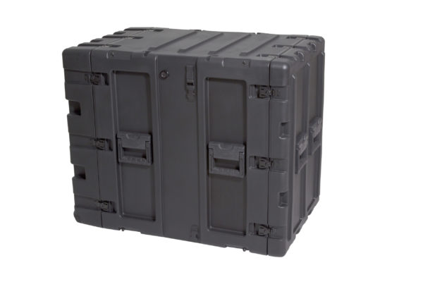 3RR-14U24-25B…24 IN Deep Removable Shock Rack Case