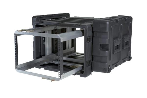 3RR-7U24-25B…24 IN Deep Removable Shock Rack Case