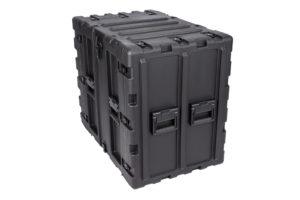 3RS-14U24-25B…14U-24 IN Deep SKB Static Shock Rack Case