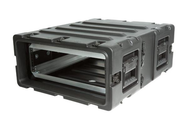 3RS-4U24-25B…4U-24 IN Deep Static Shock Rack Case