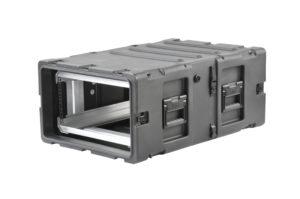 3RS-5U30-25B, SKB 5U-30 in Deep Static Shock Rack Case
