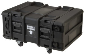 3SKB-R904U24, SKB 24″ Deep Shock-Rack Case