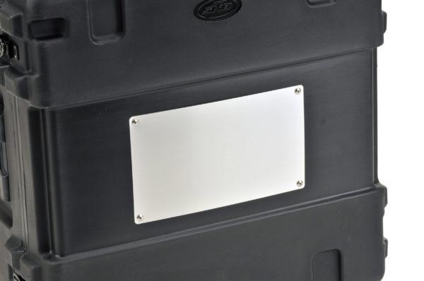 3SKB-SLP…Aluminum Shipping Label Plate