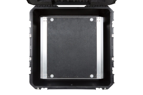 3I-2424-146U, SKB 6U-19 IN. Deep Fly Rack Case