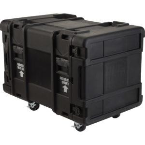 3RS-3U24-25B, 3U-24 IN Deep SKB Static Shock Rack Case