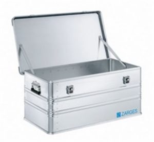40845 Zarges Aluminum Case