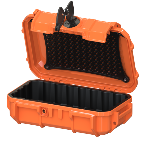 "SE56 Seahorse Micro Case ID: 8.4″ L x 4.4″ W x 2.3"" D"