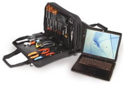 83-7010 Tool/Laptop Case with 31 Pockets