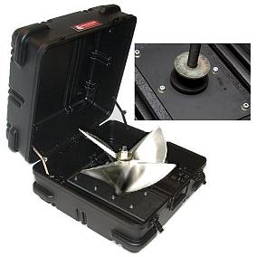 95-8681 Chicago Case Propeller Case