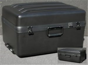 DX-2215-12 Deluxe Wheeled Case
