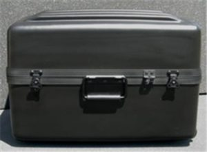 DX-2215-14 Deluxe Wheeled Case