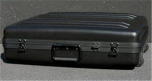 DX-2421-6FW Deluxe Wheeled Case