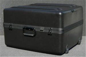 DX-2421-14FW Deluxe Wheeled Case