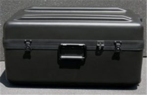 DX-2517-12FW Deluxe Wheeled Case